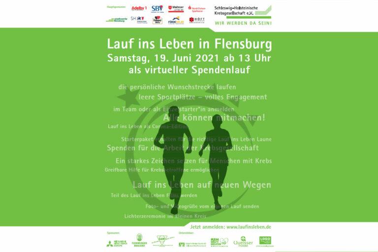 Lauf ins Leben in Flensburg