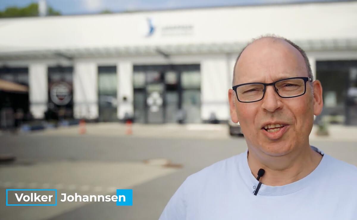 Video Teaser - Logopädie Volker Johannsen
